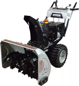 Dirty Hand Tools 103879 Gas Powered Snow Blower
